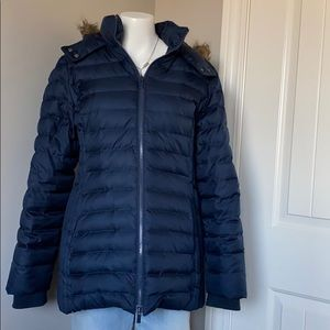 Tommy Hilfiger Long Down Puffer Coat